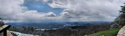 Benton Mountain Panorama