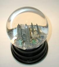 NY city globe 1