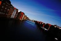 Nidelven in Trondheim