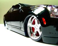 Cadillac CTS - Green