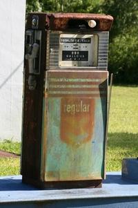 old gas pump 2