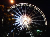 Bangkok ferris wheel 2