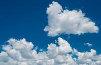 Clouds on sky