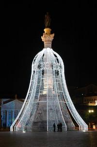 Luzes de Natal em Lisboa 1