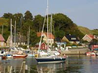 Holidays in Sweden/ Hven Islan