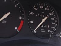 Car speed zero