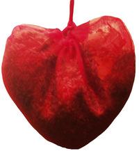 Heart shaped potpourri