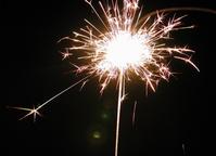 fireworks - sparkler