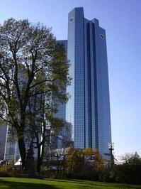 Deutsche Bank Skyscraper 1
