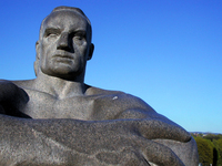 Vigeland Sculpture Park 4
