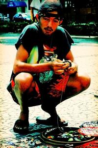 Brazilian tramper