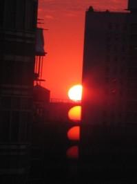 NYC Sunrise 3
