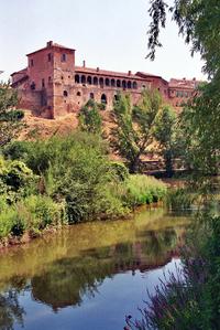 Almazan, rio Duero