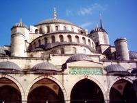 Istanbul Sultanahmet Mosque