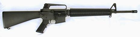 AR15 Rifle 2