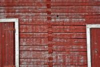 old log wall 1
