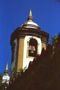 Ouro_Preto_Torre_Igreja