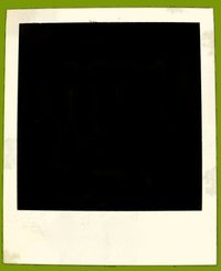 blank polaroid photo