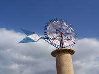 Old windmill in Spain 1