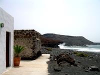 Volcanic Black Sand Beach 1