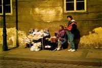 Prague streetlife