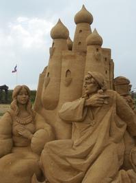 Sand sculptures 7