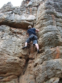 Clff Climb