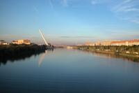 Bridge over the Guadalquivir