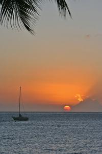 Sunset St. Eustatius