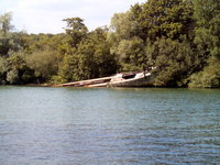 Shipwreck on the Seine