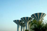 Kuwait Water reservoirs