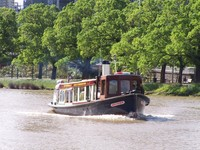 Vintage boat
