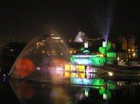 Olympic lights 3