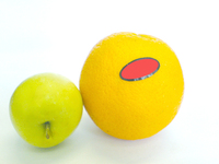 Orange & Apple