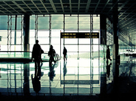 Barcalona airport