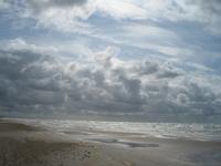 Beach of Latvia
