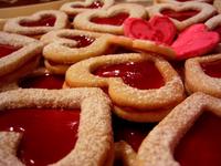 heart cookies 0
