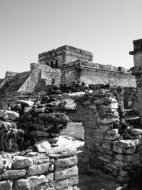 Mayan Ruins Study 4