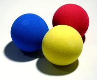 Coloured Balls 1
