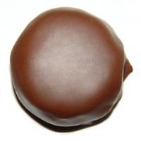 Round Bland Chocolate