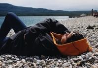 Siesta en Lago Escondido
