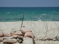 gaza strip outpost