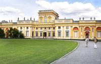 Wilanow palace