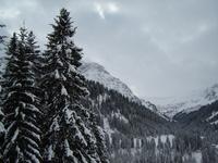 German and Austria Mountain