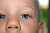 Boys' eyes 1