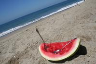 Watermelon at the Beach 3