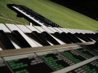 Keyboard in the field 2