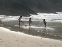 Kid's Beach Football