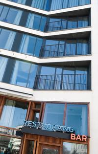 Hotel fasade 2