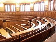 Amphitheater - La Sorbonne